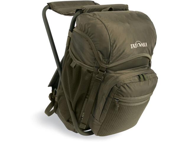 Tatonka Fishing chair Backpack, olive